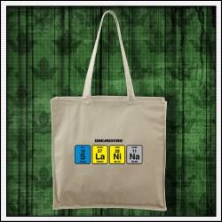 Vtipné tašky Slanina