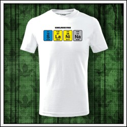 Vtipné detské tričká Slanina