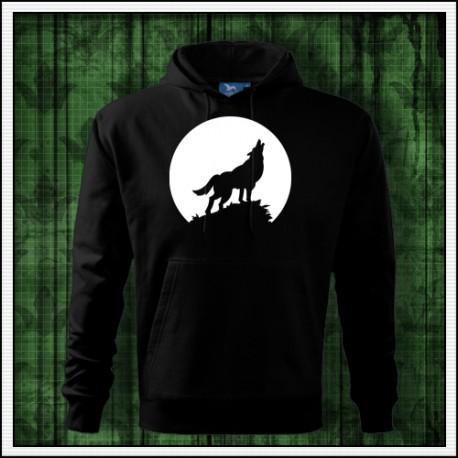Panska svietiaca mikina Vlk