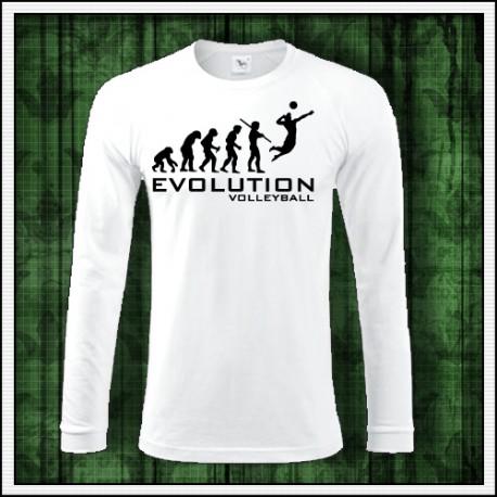 Pánske športové tričko Evolution Volleyball