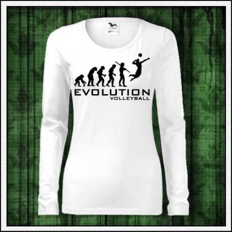 Tričko pre volejbalistku Evolution Volleyball