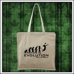 Vtipné tašky Evolution Volleyball