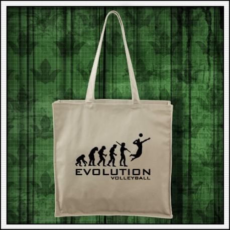 Vtipná taška Evolution Volleyball