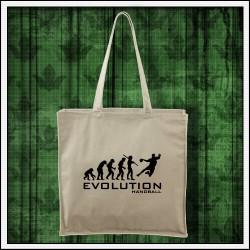 Vtipna taska Evolucia hadzana
