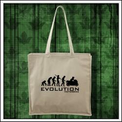 Vtipné tašky Evolution Motorbike