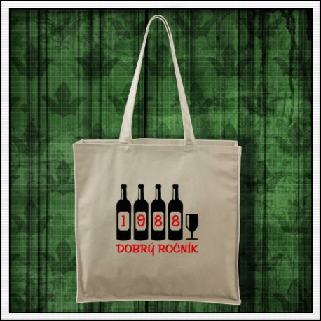 Vtipné tašky Dobrý ročník