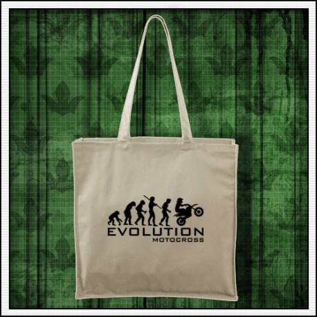 Vtipná taška Evolution Motocross