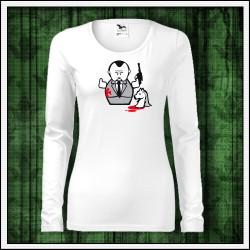 Vtipné dámske dlhorukávové tričká The Godfather