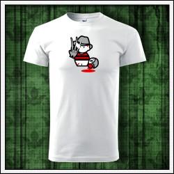 Vtipné unisex tričká Freddy Krueger