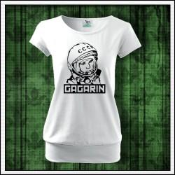 Dámske tričká s patentom Gagarin