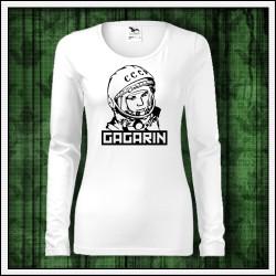 Damske tricko s dlhym rukavom Gagarin