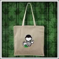 Vtipná taška Spock