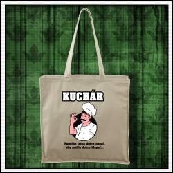 Vtipná taška Kuchár
