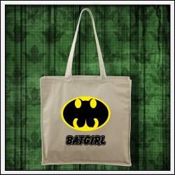 Vtipná taška Batgirl