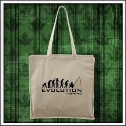 Vtipné tašky Evolution Fishing