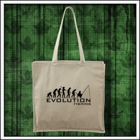 Vtipná taška pre rybára Evolution Fishing