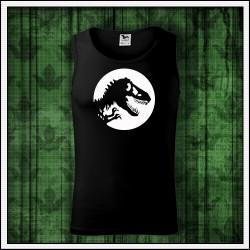 Pánske svietiace tielko Dinosaurus
