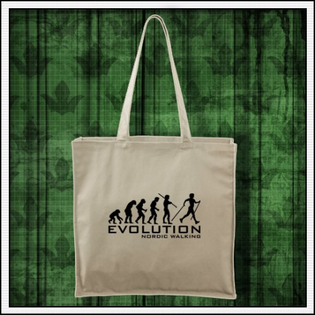 Vtipná taška Evolution Nordic Walking