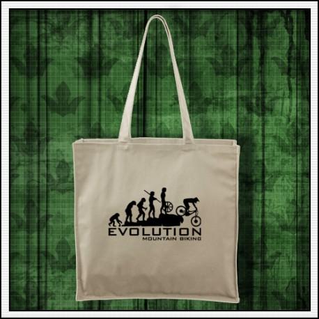 Vtipná taška Evolution Mountain Biking