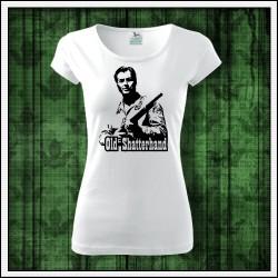 Dámske retro tričko Old Shatterhand