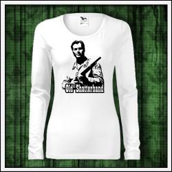 Dámske dlhorukávové retro tričko Old Shatterhand