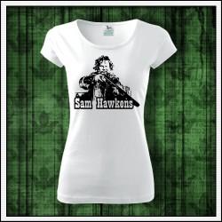 Dámske tričká Sam Hawkens