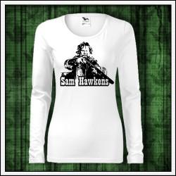 Dámske dlhorukávové tričká Sam Hawkens