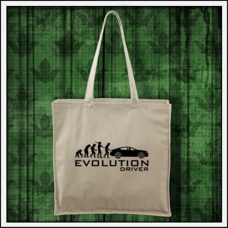 Vtipna prirodna taska Evolution Driver
