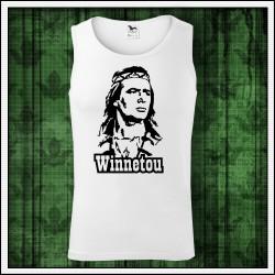 Pánske tielka Winnetou