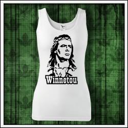 Dámske tielka Winnetou
