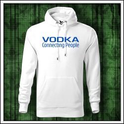 Vtipná pánska mikina Vodka