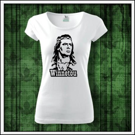Dámske tričká Winnetou, Vinetou