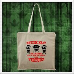 Vtipné tašky Bongo virtuóz