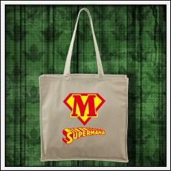 Vtipná taška Supermama