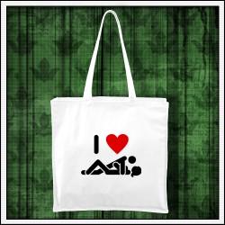 Vtipné tašky I Love Sex