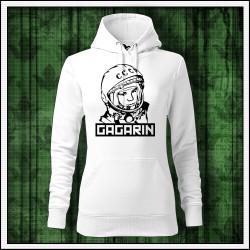 Dámska jednofarebná mikina Gagarin