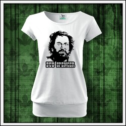 Dámske tričká s patentom Bud Spencer