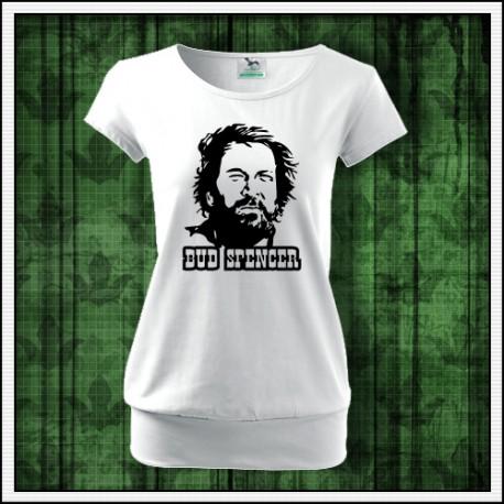 Dámske tričko s patentom Bud Spencer