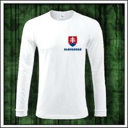 Oblecenie pre fanúšikov Slovenska, slovenský znak