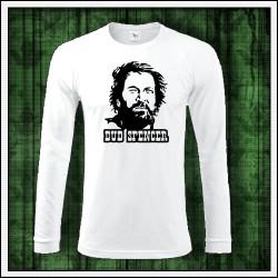 Pánske 180 g. dlhorukávové tričká Bud Spencer