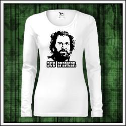 Dámske dlhorukávové tričká Bud Spencer