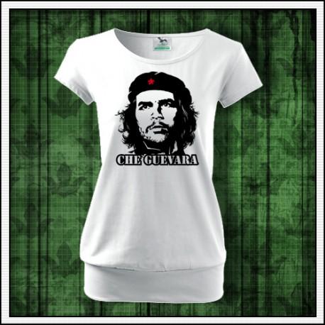 Dámske retro tričko s patentom Che Guevara