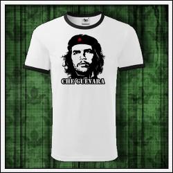 Unisex dvojfarebné tričká Che Guevara
