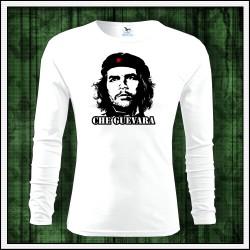 Pánske 160g. dlhorukávové tričká Che Guevara