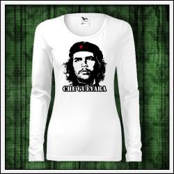 Dámske dlhorukávové tričká Che Guevara