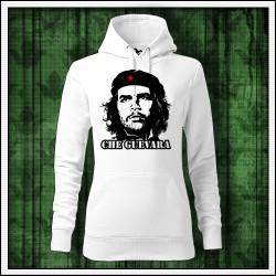 Dámske jednofarebné mikiny Che Guevara