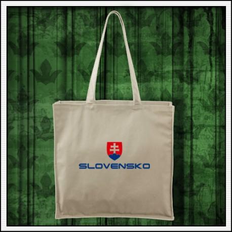 Taska so slovenskym znakom, taška slovakia
