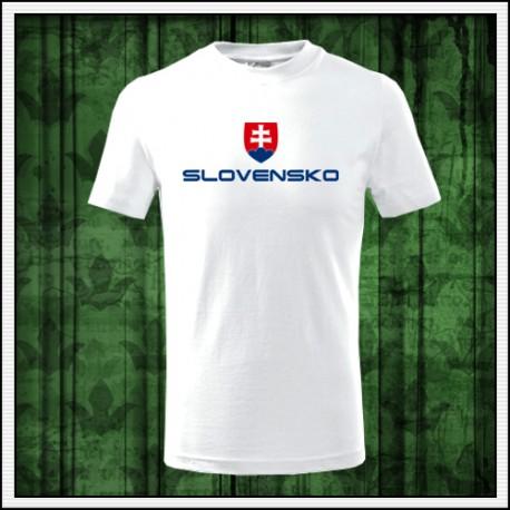 Detské oblecenie so slovenskym znakom