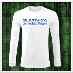 Humorné tričko s potlačou Slivovica