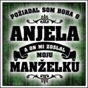 Anjel - Manželka